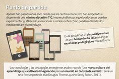 Experiencias educativas en mobile learning (m-learning).