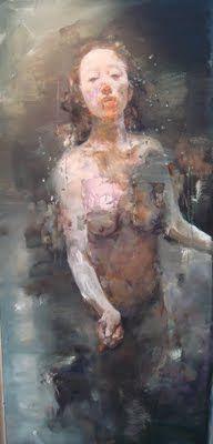 Painting by Hu Jun Di