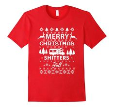 Check this Merry Christmas Shitters Full Ugly Xmas Tshirt-Teevkd . Hight quality products with perfect design is available in a spectrum of colors and sizes, and many different types of shirts! Cool Shirts, Funny Shirts, Dog Emoji, Funny Xmas, Autism Awareness Day, Ugly Christmas Sweater, Ugly Sweater, Christmas Shirts, Shirts For Girls