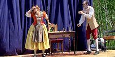 """""""Le malade imaginaire"""" de Molière mis en scène par Carlo Boso ouvre les réjouissances du """"Mois Molière"""" à Versailles"""