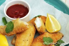 fried fish recipe. Made with gluten free beer and a grain free batter ...