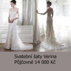 Svatební šaty Verina #svatebnisaty #svatba #svatby #svatebnisalon #svatebnistudio #saty #MaggieSottero #nevesta #satypronevestu