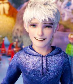 Hey look!!! It's Jack Frost!!!!! ...Rachel. Hilarides...