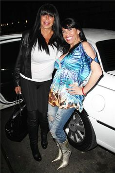 Bucket List, Go to the Drunken Monkey do shots with The Mob Wives Renee and Big Ang!