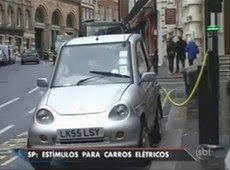 Galdino Saquarema Noticia: Lei para incentivar carros elétricos é aprovada em SP...
