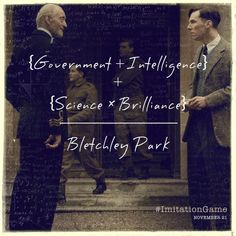 The Imitation Game ( The Imitation Game 2014, Enigma Machine, Bletchley Park, November, Alan Turing, Park Homes, Baker Street, Benedict Cumberbatch, Embedded Image Permalink