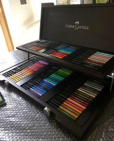 Artist pens, Faber Castell