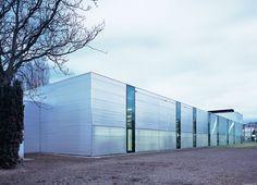 Fabrication Hall, Saalfeld