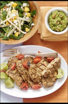 Steaks with Yucatecan Garlic-Spice Marinade | Recipe | Swordfish Steak ...