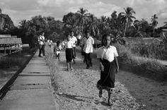 Petits écoliers du Laos