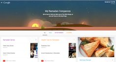 "Google offers ""My Ramadan Companion Website"" to highlight relevant, local information for ramadan month ~ M2 Software Solutions"