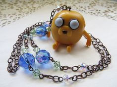Adventure Time: Jake the Dog Necklace