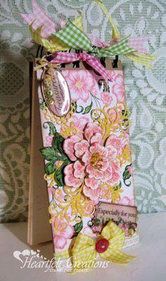 Arianna Blooms Memo Book