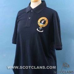 Barclay Clan Crest P