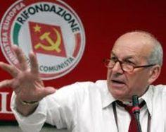 Le parole sul comunismo di Bertinotti e i vostri voti.