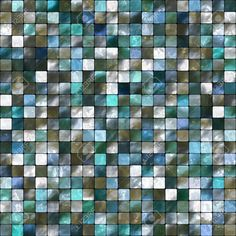5521654-Seamless-Blue-Green-Brown-And-White-Tiles-Background-Stock-Photo.jpg (1300×1300)