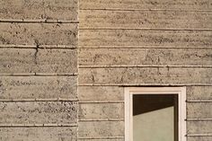 Rammed earth house, Rauch family home by Bolthauser Architekten