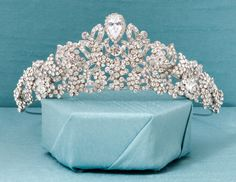 New Tiaras. Royal Tiaras, Tiaras And Crowns, Wedding Tiara Veil, Pageant Crowns, Jeweled Shoes, Diamond Tiara, Medieval Jewelry, Royal Jewelry, Circlet