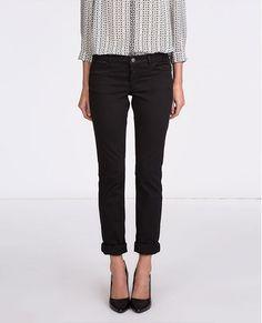 Jeans droit | Jeans et pantalons | Comptoir des Cotonniers …