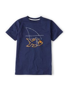 Graphic T-shirt 81179 Graphic T-Shirts at Boden