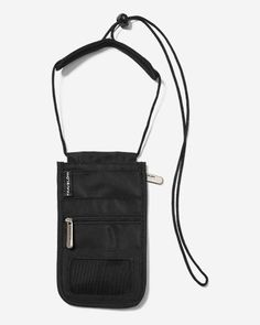 Shop Travelon® RFID Travel Pouch at Eddie Bauer. Security Bag, Sling Backpack, Pouch, Driver's License, My Style, Eddie Bauer, Bags, Travel, Passport
