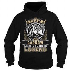 I Love  GARROW, GARROW T Shirt, GARROW Tee T-Shirts