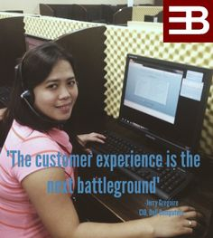 The customer experience is the next battleground Customer Service Quotes, Customer Experience, First Day Of Work, The Next, Workplace, The Selection, Motivation, Business, Tips
