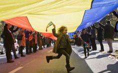 Copiii din Romania sunt cei mai fericiti din lume