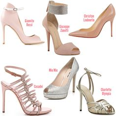 best designer wedding shoes 2013 shoerazzis top bridal heels