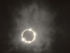 Eclipse, California, circa 1924. Photograph by Ansel Adams.