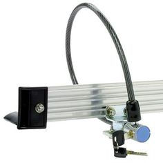 CABLE LADDER LOCK TO SUIT RAIL - Roof Rack Superstore Van Shelving, Car Roof Racks, Ladder, Cable, Suit, Accessories, Cabo, Stairway, Cords