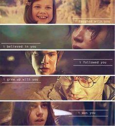 Narnia, THG, Percy Jackson, Harry Potter, CDS