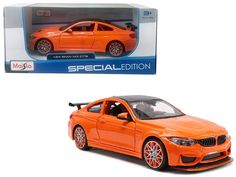 ul li Brand new 1 24 scale diecast car model of BMW GTS Orange with Carbon Top and Orange Wheels die cast model car by Maisto. Marvel Store, M4 Gts, Orange Wheels, Bmw Isetta, Bmw X7, Bmw Models, Acura Nsx, Packing Boxes, Rubber Tires