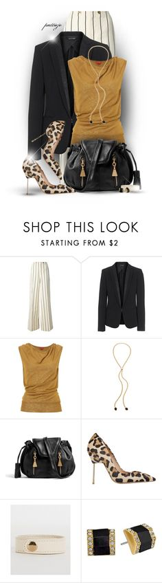 """""""Lightly Leopard"""" by rockreborn ❤ liked on Polyvore featuring Ralph Lauren Blue Label, rag & bone, Vivienne Westwood, Jules Smith, See by Chloé, Kurt Geiger, Daytrip and Vince Camuto"""