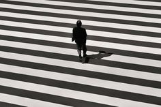 Ordinary people in Tokyo by Hiroharu Matsumoto