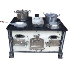 German, Doll Stove from shirleydoll on Ruby Lane