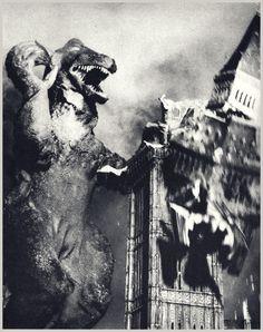 AstroDevil — ronaldcmerchant: GORGO (1961)