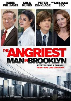 Synopsis When a stand-in doctor tells an obnoxious patient he has only 90 minutes to live, it sends him on a crazy scramble through the streets of Brooklyn to right all the wrongs in his life.  RIP Robin Williams .....