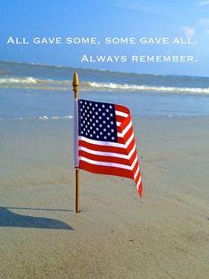All Gave Some Some Gave All Memorial Day Of July - All gave some some gave all memorial day – alle gaben einige, einige gaben alle gedenk -