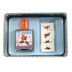 Disney Planes 3 Pc Gift Set With 1.7 Oz By Air-Val International For Children