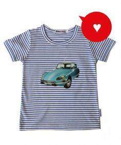 Summer boys t-shirt DS, collection Broer & Zus summer 2014