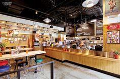 NYC's 11th Avenue Gets Gotham West Market and Gotham West   Companies   Interior Design