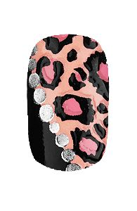 HND 3D Nail Wraps - The Only Way | Hollywood Nail Design £5.50