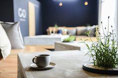 ATELIER RUE VERTE , le blog: Japon / Café Cobuke dans un ancien entrepôt /