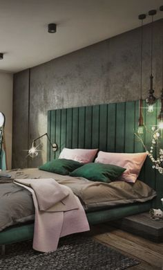 Bedroom Design Ideas- What İs The Easy Way To Turn Your Small Room İnto A Very Comfortable Environment? New 2019 - Page 23 of 30 - eeasyknitting. Contemporary Bedroom Decor, Modern Bedroom, Bedroom Bed Design, Master Bedroom, Master Suite, Bedroom Designs, Bedroom Ideas, Furniture Direct, Bedroom Paint Colors