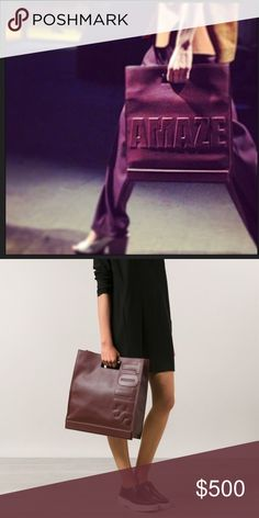 Spotted while shopping on Poshmark: 3.1 PHILLIP LIM Amaze Bordeaux Handle Tote! #poshmark #fashion #shopping #style #3.1 Phillip Lim #Handbags