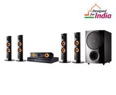 Wireless Home theatre System in India #wirelesshometheatresystem