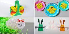 Lavoretti di Pasqua per bambini della scuola primaria Crafts For Kids, Art, Kids Arts And Crafts, Easy Kids Crafts, Kid Crafts, Craft Kids, Kid Activities