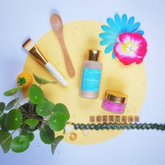 Leahlani Skincare A tropical feast for your skin and senses. Ohio, Cactus, Organic Face Products, Anti Aging Serum, Beauty Hacks, Beauty Tips, Your Skin, Skincare, Fragrance