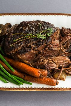 Perfect Beef Pot Roast Recipe for Busy Cooks